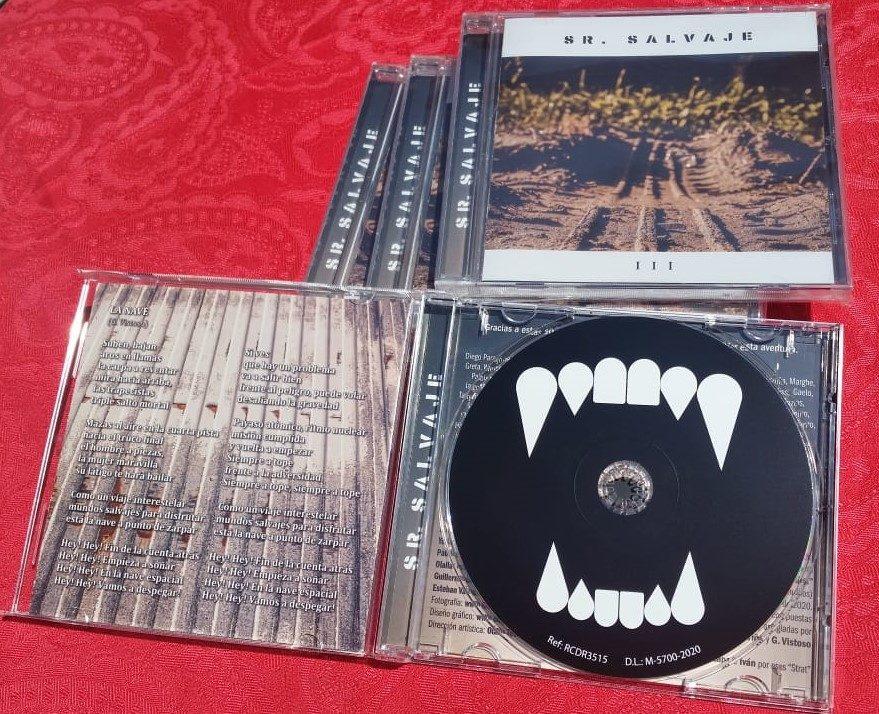 CD: I I I (ep)